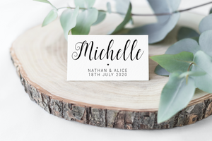 Name Places - Design 6 - L&O Designs