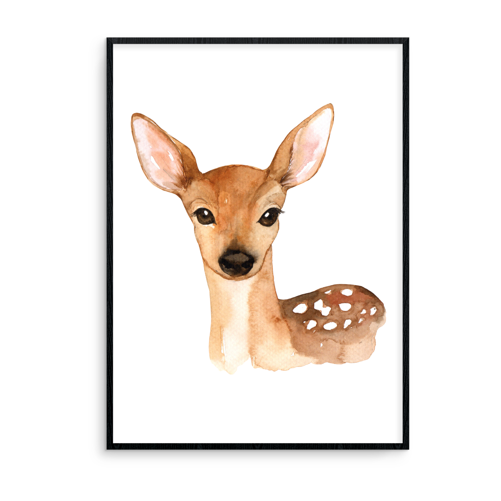Deer Without Flowers - L&O Designs