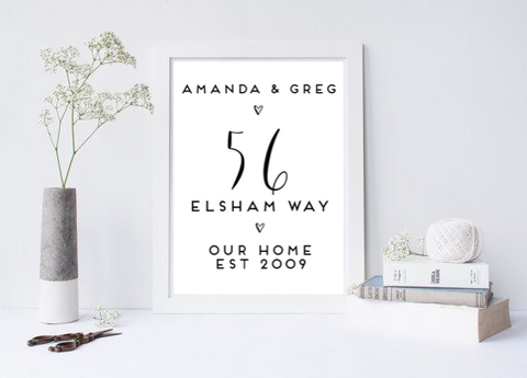 New Home - L&O Designs