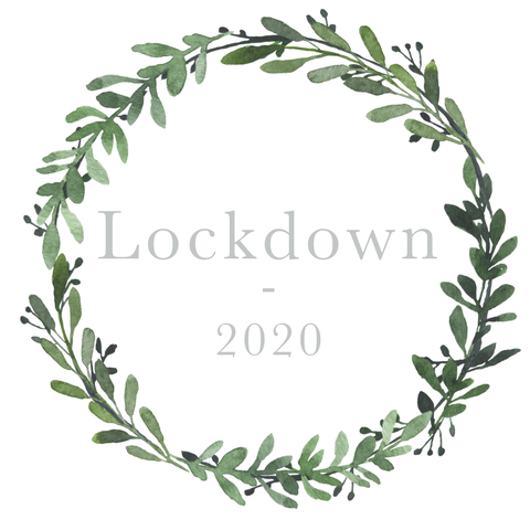 Lockdown 2020 Sticker - L&O Designs