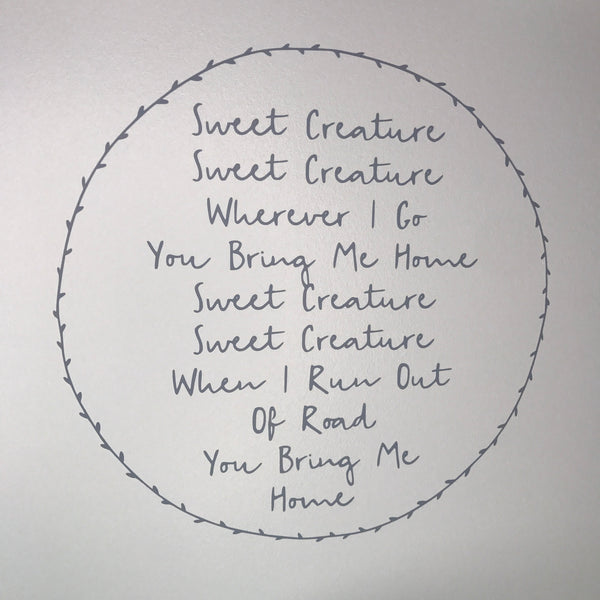 Sweet Creature Vinyl Transfers - L&O Designs