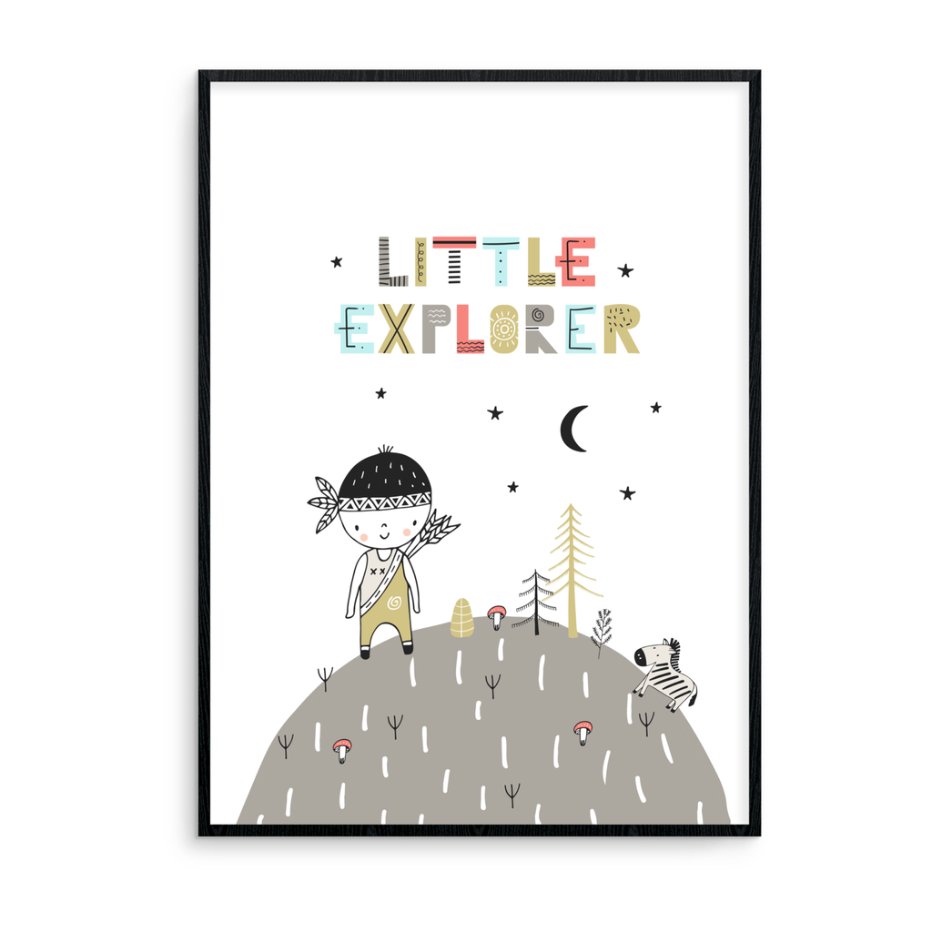 Little Explorer - L&O Designs