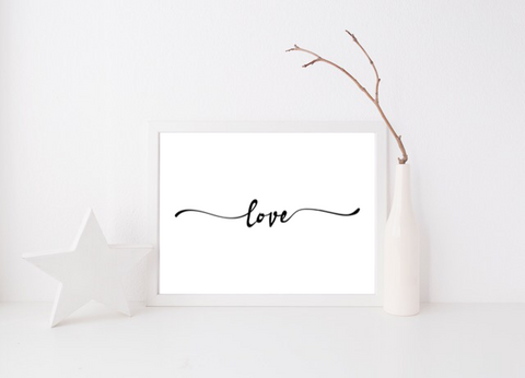 Love - Design 2 - L&O Designs