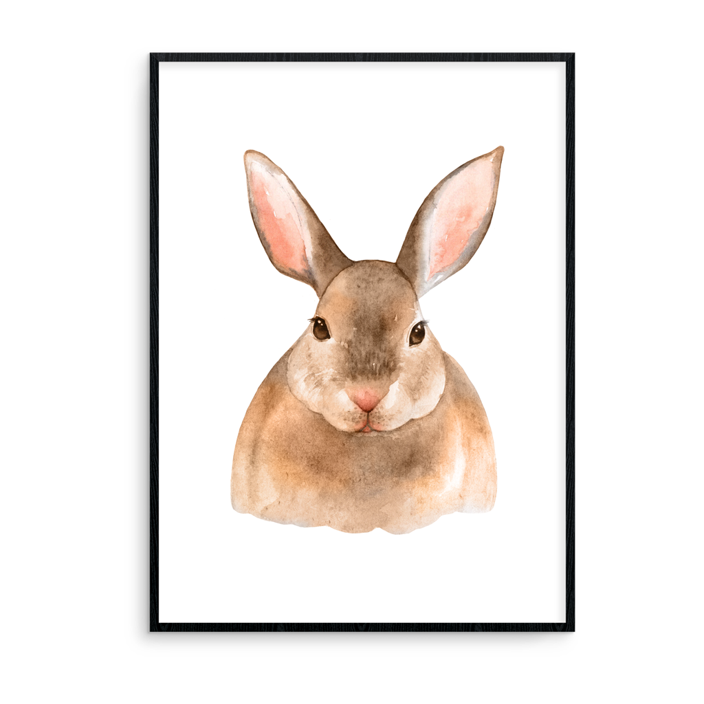 Rabbit Without Flowers - L&O Designs