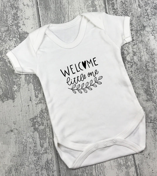 Welcome Little One - L&O Designs