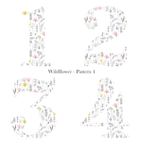 Patterned Birthday - Wildflower - L&O Designs