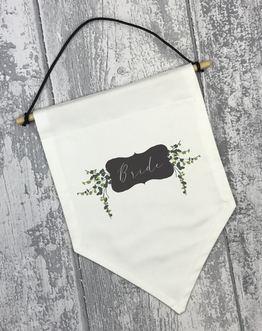 Bride & Groom Banner Set - L&O Designs