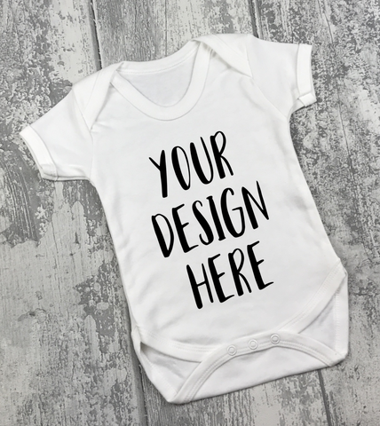 Design Your Own T-Shirt/Vest - L&O Designs