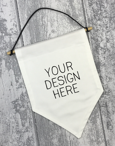 Design Your Own Banner - L&O Designs