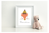 Fox - Personalised - L&O Designs