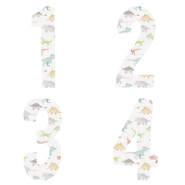 Patterned Birthday - Dinosaurs - L&O Designs