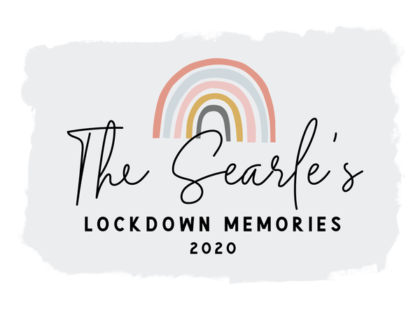 Rainbow Lockdown Memory Box