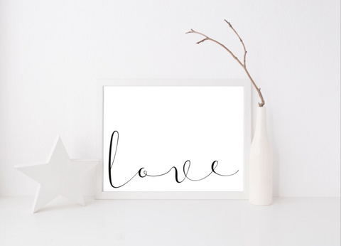 Love - Design 1 - L&O Designs