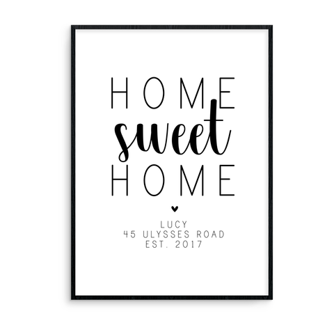 Home Sweet Home - L&O Designs