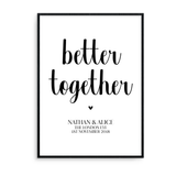Better Together - L&O Designs