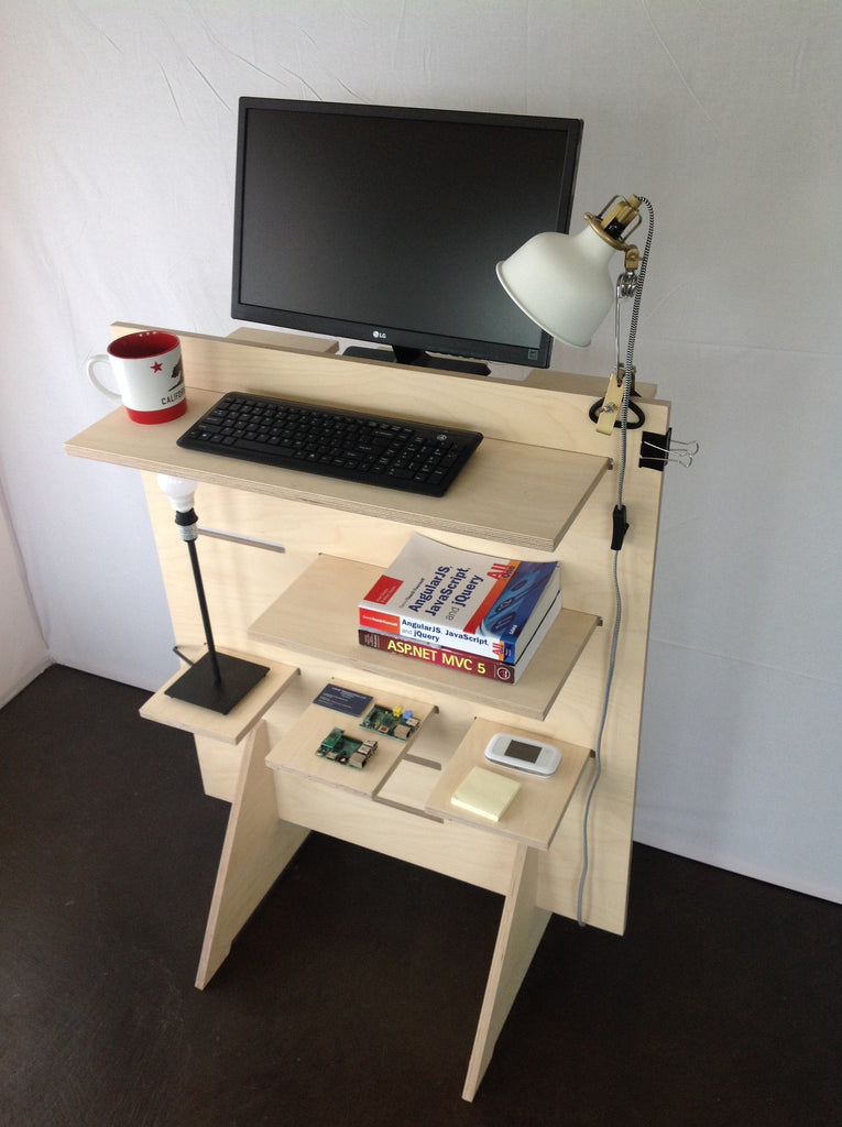 Adjustable Standup Desk Half-Pint