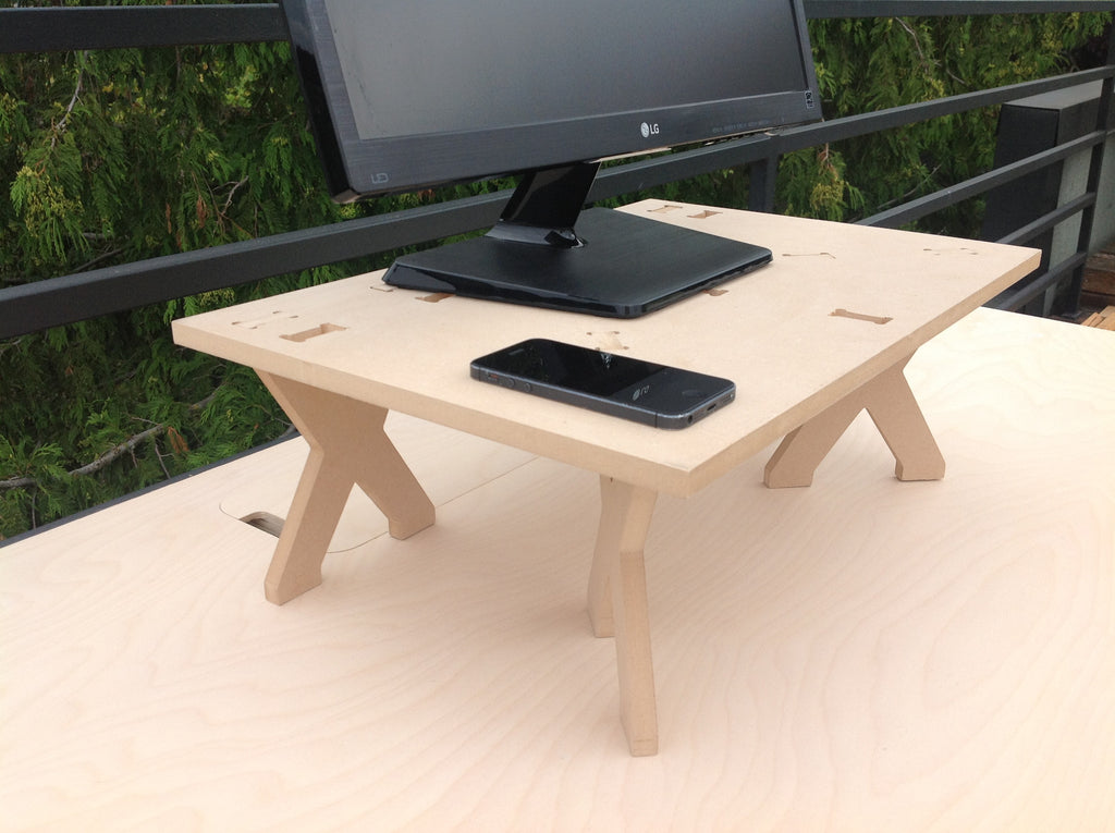 Monitor Stand Single