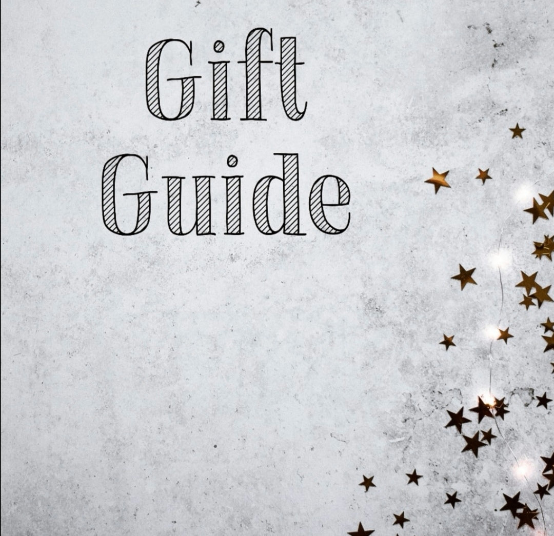 Gift Guide Part 3 - Home!