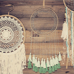 Dreamcatchers by thetemplewolf.com