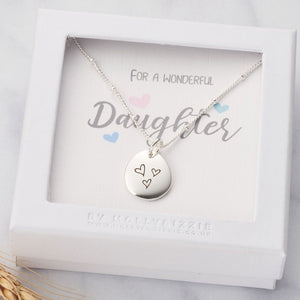 FOR A WONDERFUL...NECKLACE