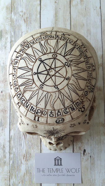 ASTROLOGY SKULL BOHO SHOP IRELAND