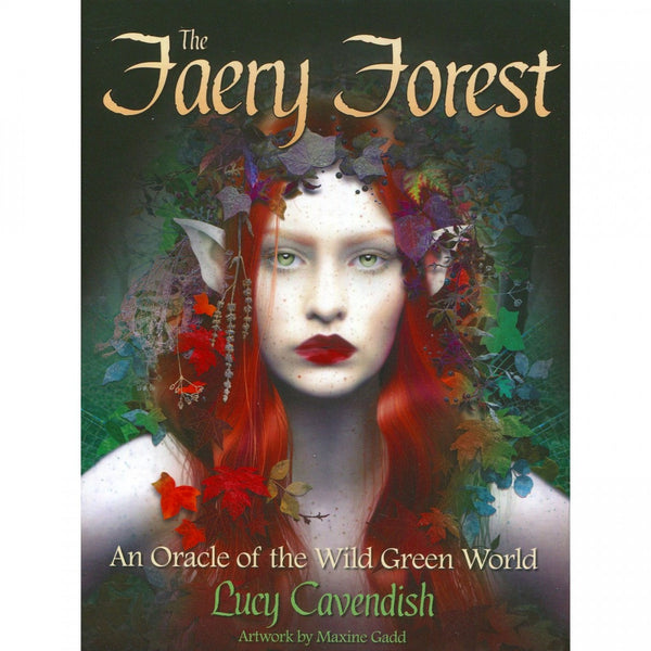 FAIRY FOREST ORACLE CARDS