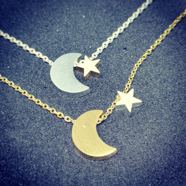 THE MOON AND STAR