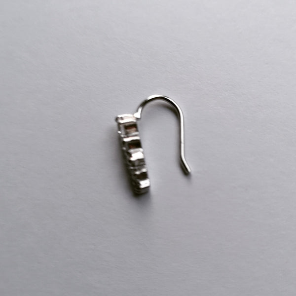 STERLING SILVER CLIMBER EARRINGS