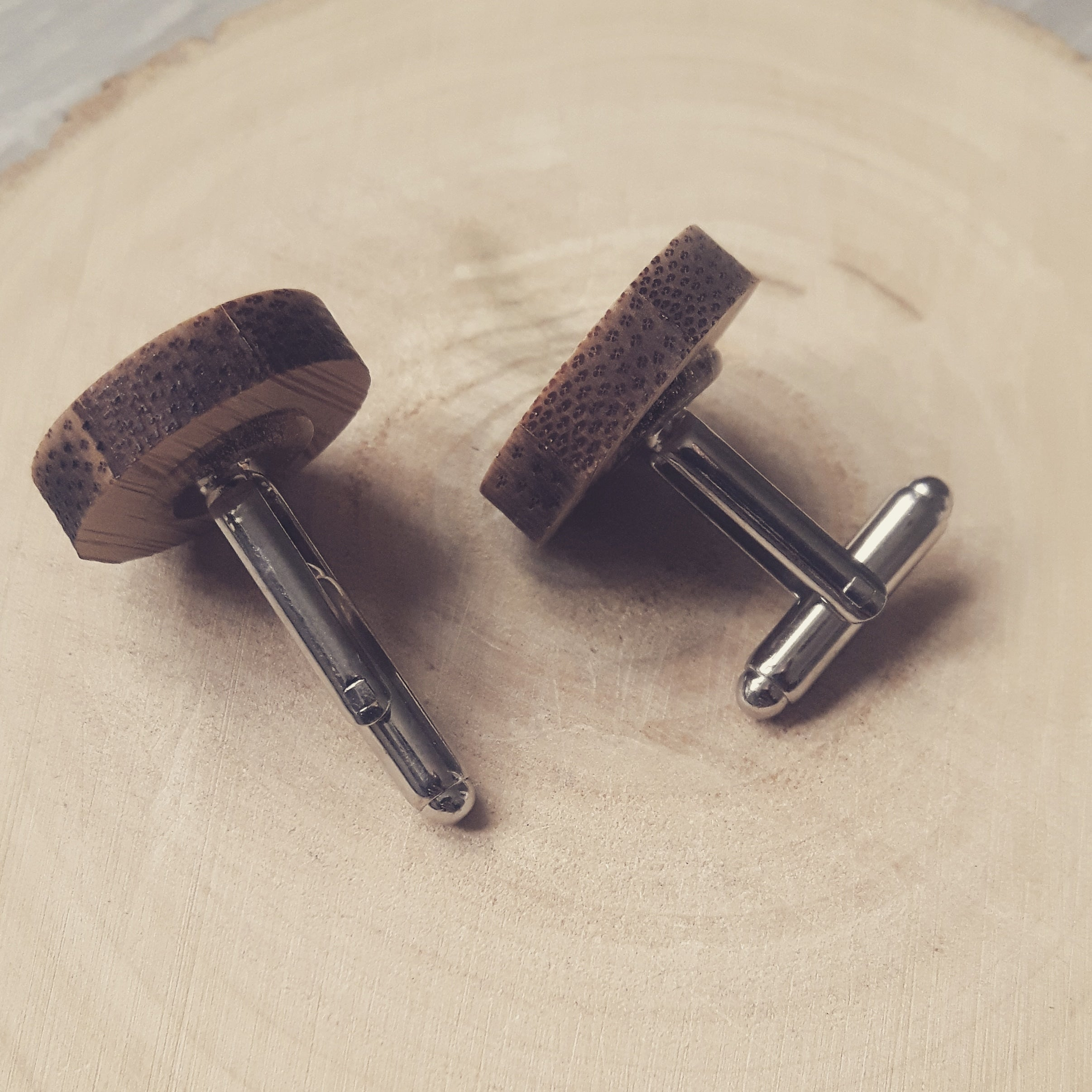 Cufflinks by THE TEMPLE WOLF