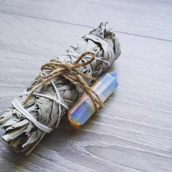 CRYSTAL SMUDGE SET
