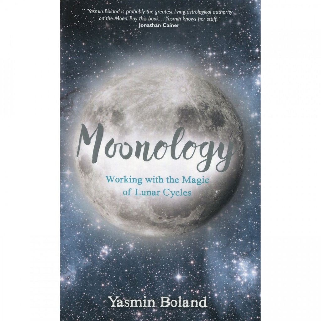 Moonology Book by Yasmin Boland THE TEMPLE WOLF