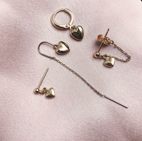 YOU HAVE MY HEART EARRING COLLECTION