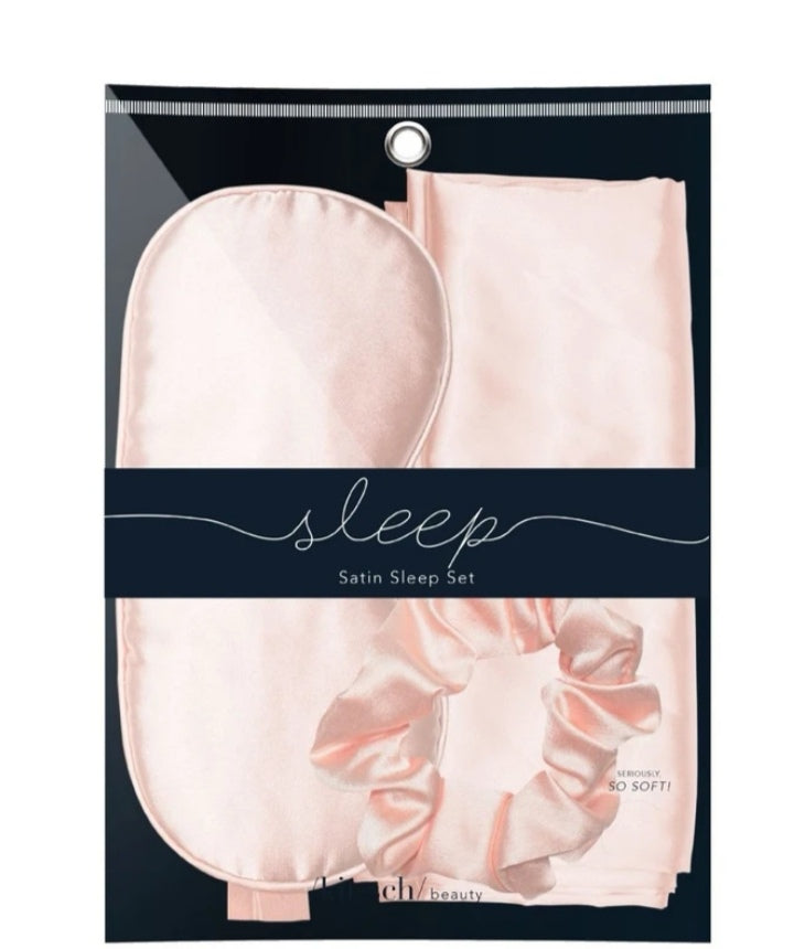 SATIN SLEEP SET