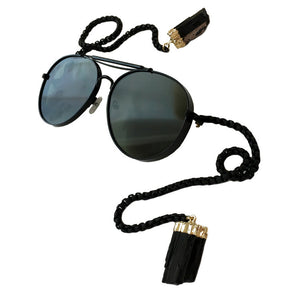 MyWillows CRYSTAL SUNGLASSES