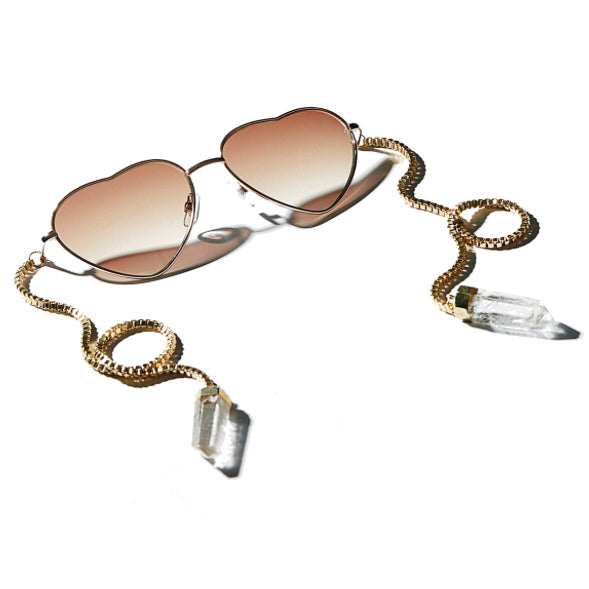 Faded Love Heart sunglasses boho style online shop