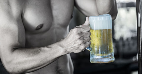 Alcohol And Muscle Building: What You Need To Know