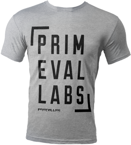 Primeval Labs Grey Black Box Shirt