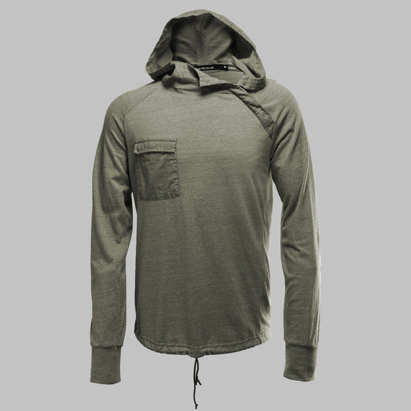 DUNE HOODED JERSEY