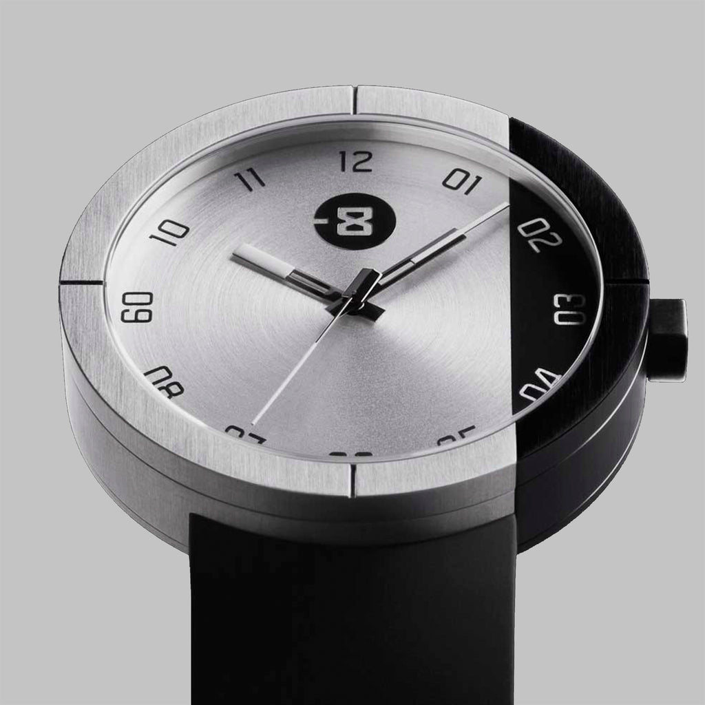 ZONE WATCH SILVER