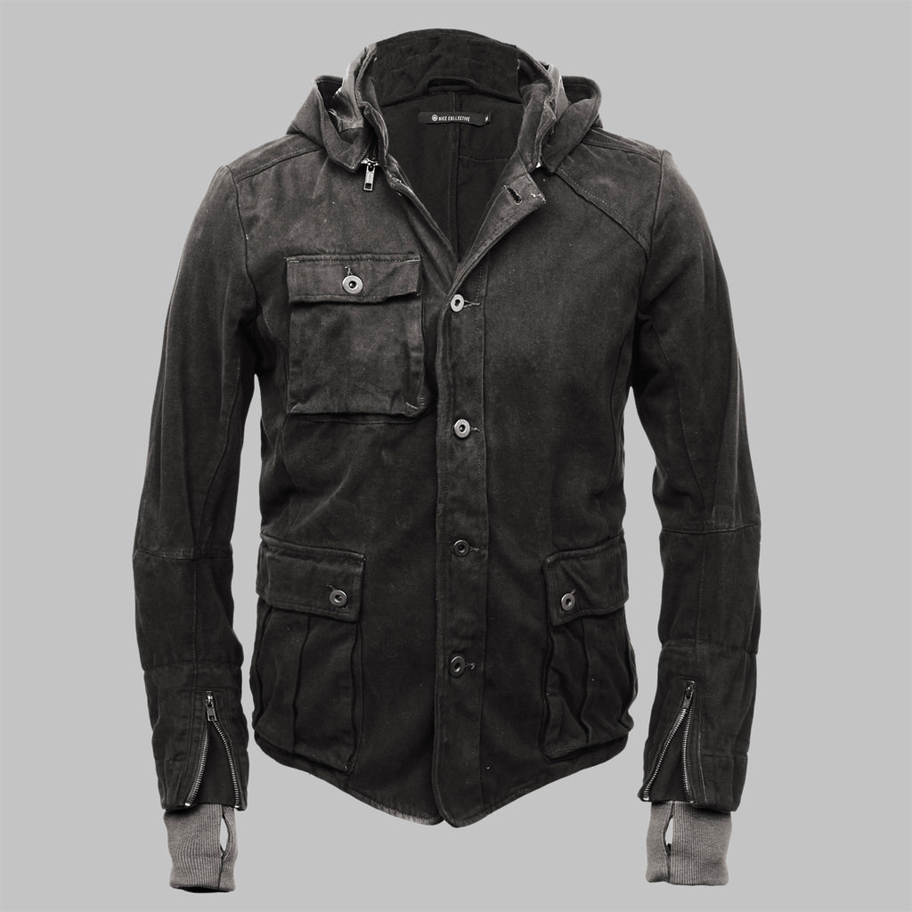 MOLESKIN NIGHTCRAWLER JACKET