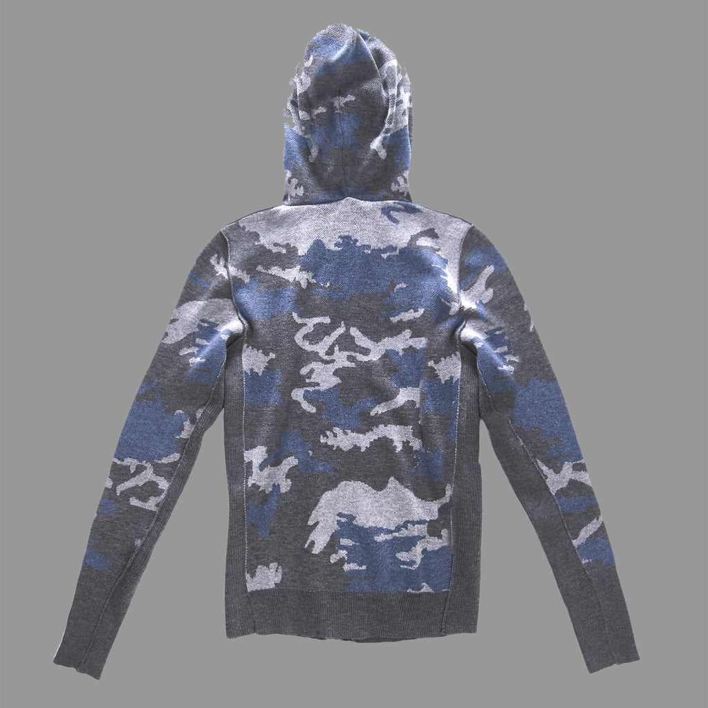 MASK WOOL HOODE ARCTIC GREY CAMO