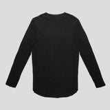 Forward Crew LS Black