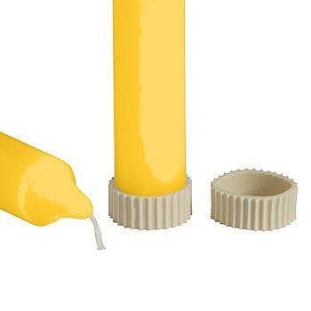 Rubber Candle Grippers - 20 pieces - BCandle