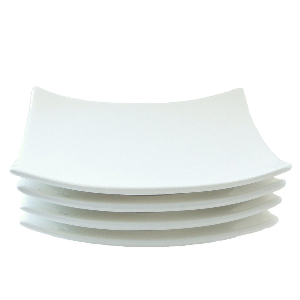 Small Porcelain Candle Plate (set of 4) - BCandle