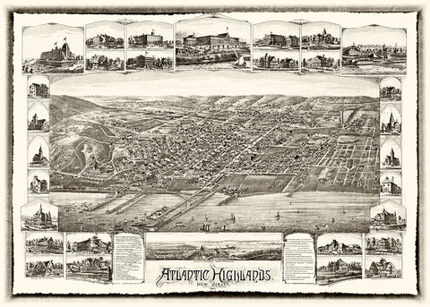 Atlantic Highlands  1894