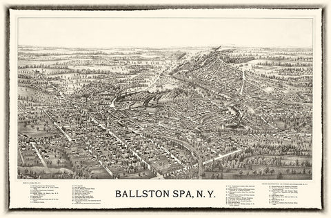 Ballston Spa  1890
