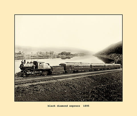 black diamond express  1895
