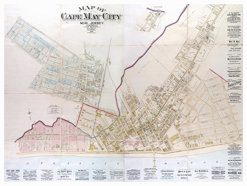 Cape May  1886