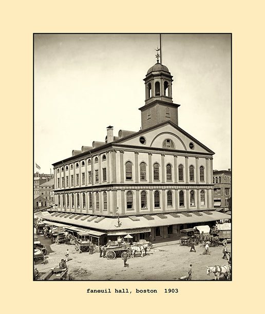 faneuil hall, boston  1903