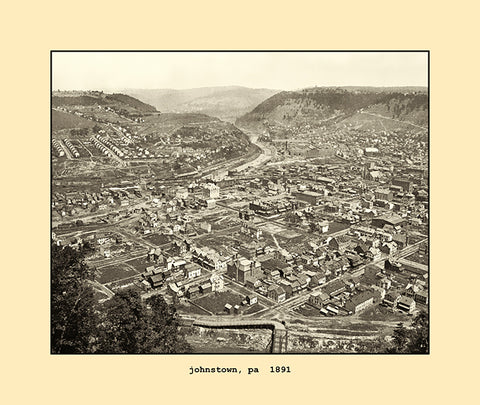 johnstown, pa  1891